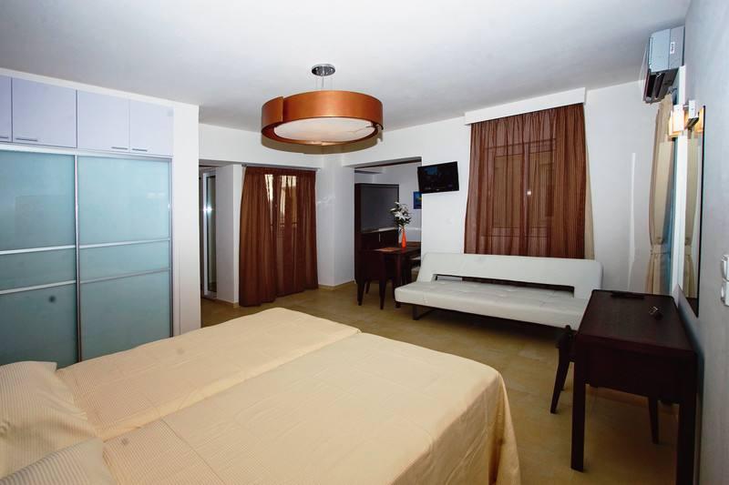 Appartementen Cosmos - Rethymnon - Rethymnon Kreta